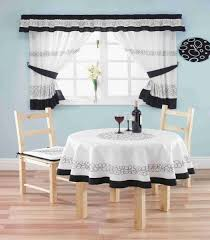 diningm curtains kitchen window curtain panels decorating country