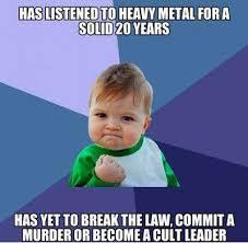 Heavy Metal Memes - 20 funniest rock n roll metal memes dailybillboard