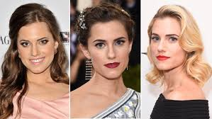 the plete beauty evolution of allison williams from next door to glamour queen