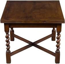 Oak Bar Table English Antique Oak Draw Leaf Pub Table