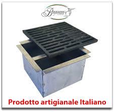Caminetto In Ghisa Prezzi by Griglie Per Caminetti Ebay
