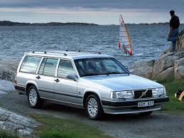 blue volvo station wagon 33 great cars with boxy design that would look cool even today