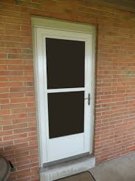 storm door with screen and glass storm door pbs installation