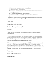 examples of inquiry letters for business inquiry letter