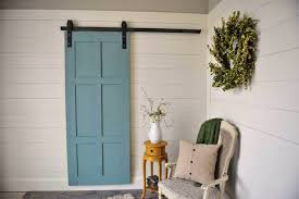 home design modern barn door interior landscape contractors