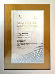 award winning builders in canberra