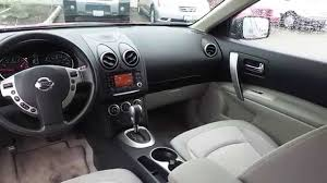 2011 nissan versa interior 2011 nissan rogue cayenne red stock 31133a interior youtube
