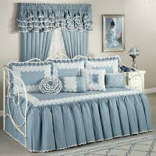 daybed ensemble bedding devotion daybed set steel blue daybed