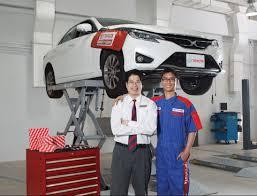 toyota motor services crown motors ltd