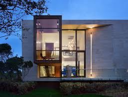 big window modern architecture of modern new york residence