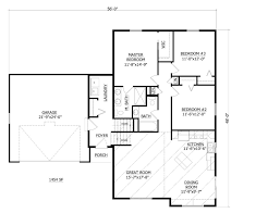 Floor Plans For Split Level Homes by Iowa Home Builder Panelized Home Builder Custom Home Builder