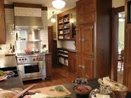 Small Kitchen Organization 15 Design Ideas For Kitchens Without Upper Cabinets Hgtv Kitchen