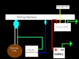 hero honda passion pro bike wiring diagram wiring diagram and