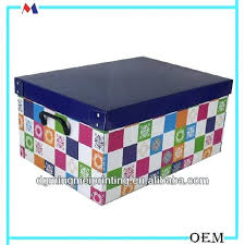 marvelous decorative cardboard storage boxes dway me