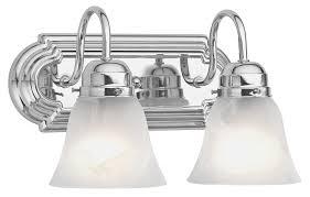 lighting 2 beautiful nickel bathroom light fixtures bathroom