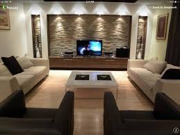 modern livingroom designs interior walls and stones on wall ideas for living room