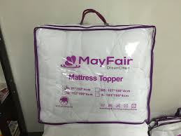 mayfair mattress topper super single clearance sale furniture