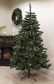 7 5 pre lit traditional mixed pine artificial tree