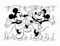 mickey mouse clubhouse coloring pages getcoloringpages in mickey
