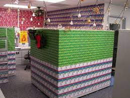 christmas workplace office cubicle decorating ideas home design
