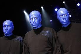 Blue Man Halloween Costume Pillow Talking U0027s Review Blue Man Group Pillow Talking