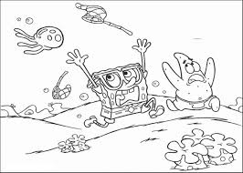kidscolouringpages orgprint u0026 download coloring page spongebob