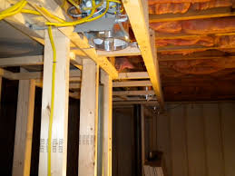 bulkhead framing and electrical ballance builders