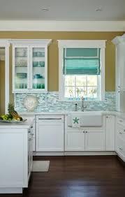 Backsplash Tile For Kitchen by Sea Glass Tile Kitchen Backsplash Tiles In Shades Of Blue And