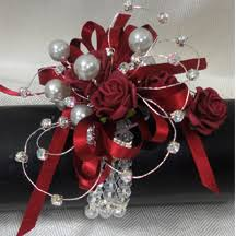 Prom Wrist Corsage The Floral Touch Uk Com Prom Corsage Wrist Corsages Wrist