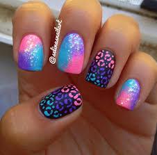 ombre nail design tumblr 11 summer nail art designs with video tutorials leopard zebra