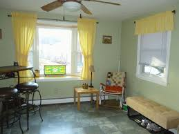 Yellow Kitchen Curtains 5 Retro Kitchen Curtains Ready To Reinforce Style Rafael Home Biz