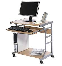 Small Rolling Computer Desk Small Cheap Computer Desk Small Rolling Computer Desk With Metal