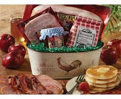 breakfast baskets gift for the breakfast lover nueske breakfast basket