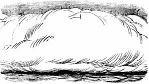cloud definition etymology and usage examples and related words