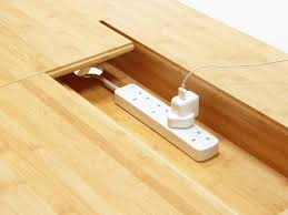 Office Desk Power Sockets Cable Tidy Home Office Desk Office Desks Desks And Walls