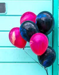 balloons u2013 a subtle revelry