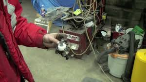 how to service a honda carburetor youtube