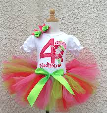 strawberry shortcake ribbon personalized green sequin strawberry shortcake birthday