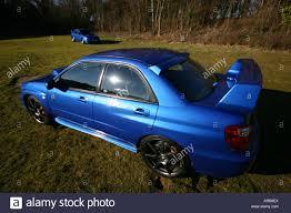 blue subaru subaru impreza turbo blue saloon u0027family car u0027 fast quick racer