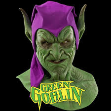green goblin silicone mask