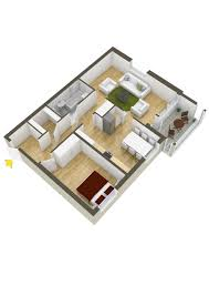 One Bedroom Apartment Plans by One Bedroom Flat Plans With Ideas Hd Photos Mariapngt