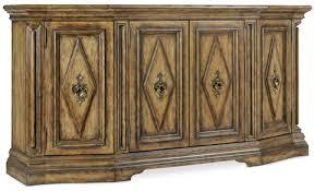 Hooker Credenza Auberose Four Door Credenza Hooker Furniture Credenza And Doors