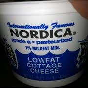 Cottage Cheese Low Fat by Nordica Cottage Cheese Low Fat Calories Nutrition Analysis