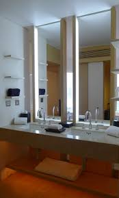 his and her sinks at the upper house hong kong alain gayot