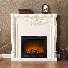 Fireplace Storage by Bathroom Wall Fireplace White Solid Wood Cabinet Shelves Yellow
