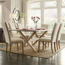 Dining Room Chair Set by Beige Kitchen U0026 Dining Room Furniture Furniture The Home Depot