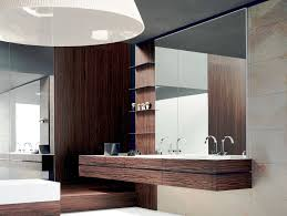 awesome wooden cabinets bathroom interior design