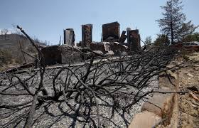 Wildfire In Arizona Kills 19 by Arizona Homeowners Allege Negligence In Fighting Yarnell Hill Fire