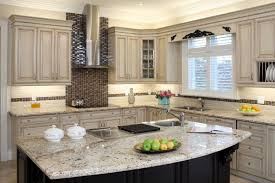 White Kitchen Cabinets With Granite Countertops by 37 Fantastic L Shaped Kitchen Designs