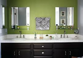 green bathroom paint ideasholiday ready room refresh green